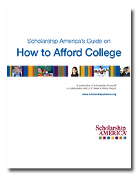 Scholarship America Guide to How To Afford College