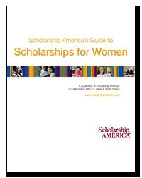 Scholarship America Guide to Scholarships for Women