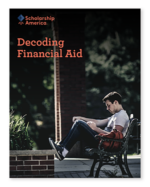 Scholarship-America-Ebook-Decoding-Financial-Aid-Cover