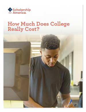 Ebook Cover: How Much does College Really Cost