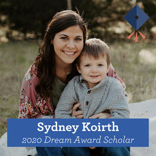 Dream Award Scholar Sydney Koirth